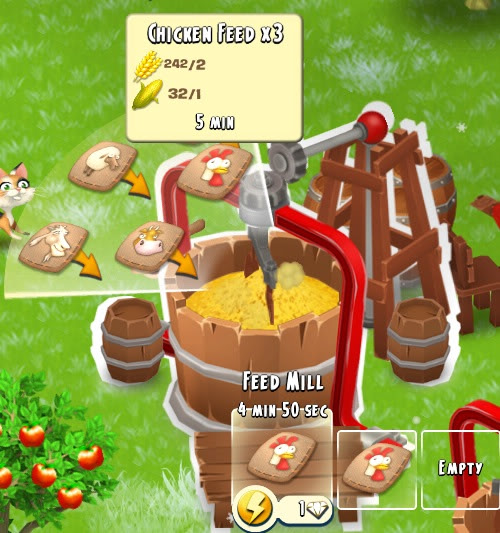 hay day crafting